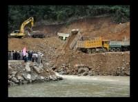Khởi công, ngăn sông công trình thủy điện ĐakĐrinh