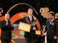 Ford Việt Nam lần thứ 9 nhận Giải thưởng Rồng Vàng