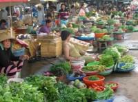 Thị trường sau Tết: Giá thực phẩm vẫn tăng mạnh