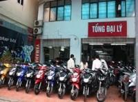 Hai mặt của thị trường xe máy