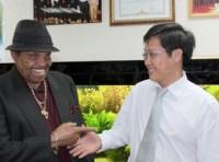 Cha Michael Jackson đầu tư khách sạn 5 sao tại Việt Nam