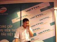 Viettel muốn nâng thị phần dịch vụ di động lên 48%