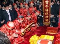 Trả lại giá trị thực cho Lễ Khai ấn đền Trần