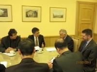 Thành lập tổ chức xúc tiến thương mại Việt Nam- Hy Lạp