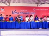 Korea Life phối hợp cùng thành đoàn chăm lo cho thanh niên công nhân