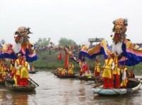 Khai mạc Lễ hội truyền thống ở Cố đô Hoa Lư 2012