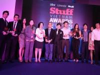 Trao giải Stuff Vietnam Awards 2013