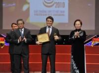 MobiFone nhận Giải thưởng tại VICTA 2010