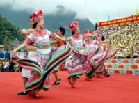 Liên hoan văn hóa các dân tộc Việt Nam năm 2012