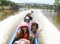TP Hồ Chí Minh sẽ phát triển du lịch đường sông