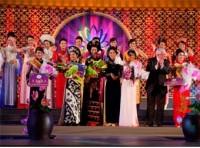Chung kết Miss Áo dài Big C Việt Nam 2012: Tôn vinh vẻ đẹp Việt