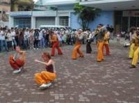 Festival Huế: Các đoàn nước ngoài hút người xem