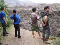 Vụ sạt lở bãi thải mỏ than: Tích cực tìm kiếm 5 nạn nhân còn lại