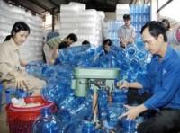 Ngành nhựa có đơn hàng xuất khẩu đến tháng 8/2012