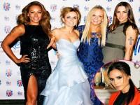 Spice Girls thất vọng vì Victoria Beckham