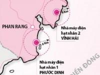 Tháng 7 trình Báo cáo khả thi điện hạt nhân