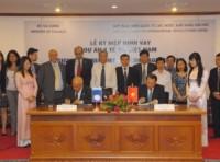 22,5 triệu USD cho dự án y tế Việt Nam