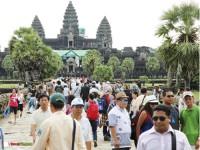 Giao thương Việt Nam - Campuchia tăng mạnh