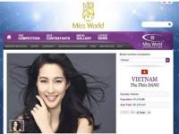 Đặng Thu Thảo không đi thi Hoa hậu Thế giới