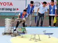 Chung kết cuộc thi Robocon Việt Nam 2014