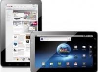 Thêm hai mẫu máy tính bảng mới cạnh tranh iPad