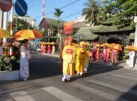 Sắc màu XQ trên Vịnh Nha Trang