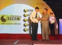 """EFFECT đoạt danh hiệu """"Phần mềm ưu việt 4 sao"""" cho cả 3 nhóm sản phẩm"""