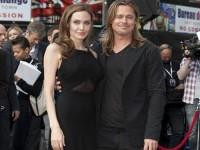 Angelina Jolie tái xuất rạng ngời sau khi cắt bỏ tuyến vú