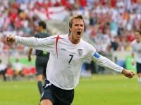 Brad Pitt tin vào sự nghiệp diễn xuất của David Beckham
