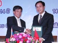 Ký kết bảo hiểm thủy điện lớn nhất của VN tại Lào