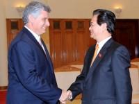 Tạo điều kiện cho doanh nghiệp Việt Nam tại Cuba