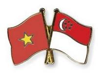 Trao đổi thương mại giữa Việt Nam- Singapore tăng