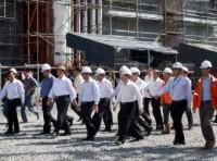 Thủ tướng Nguyễn Tấn Dũng thăm và làm việc tại PV Shipyard
