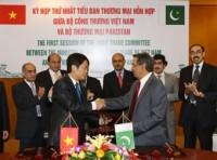 Thêm biện pháp gia tăng thương mại Việt Nam - Pakistan