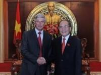 Đẩy mạnh hợp tác giữa Quốc hội Nga và Việt Nam