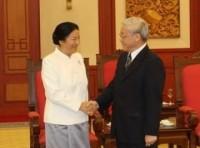 Quan hệ đặc biệt Việt Nam-Lào là tài sản vô giá