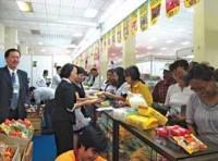 Rộng mở thị trường Myanmar