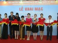 Hội chợ Xúc tiến thương mại và hội nhập quốc tế 2012