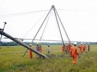 Các công ty điện lực miền Trung: Sẵn sàng ứng phó bão số 5