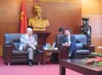 IAEA sẵn sàng giúp đỡ Việt Nam phát triển điện hạt nhân
