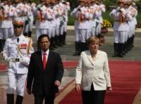 'Người phụ nữ quyền lực nhất thế giới' đến Hà Nội