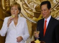Việt - Đức thiết lập quan hệ đối tác chiến lược