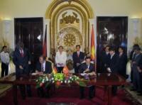 Ký kết hiệp định hợp tác tài chính giữa Chính phủ CHLB Đức và Việt Nam