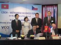 Việt Nam - CH Séc thúc đẩy thương mại và hợp tác đầu tư