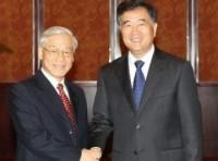 Tổng Bí thư Nguyễn Phú Trọng thăm Quảng Đông