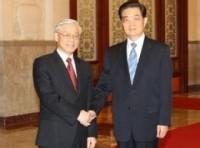 Tuyên bố chung hai nước Việt Nam và Trung Quốc