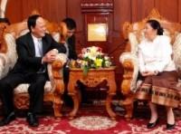 Tạo mọi điều kiện để doanh nghiệp VN đầu tư ở Lào