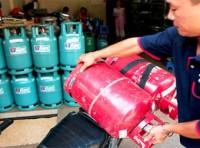 Từ ngày 1/11, gas tăng 25.000 đồng/bình 12 kg