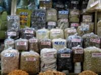 Mực xé khô không nhãn mác bán đầy chợ