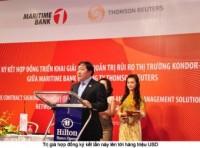 Maritime Bank mua giải pháp quản trị rủi ro thị trường
